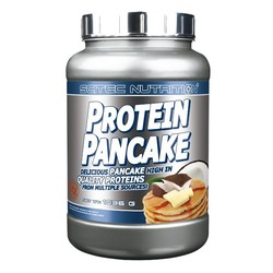 Medium scitec protein pancake 1036g white chocolate coconut