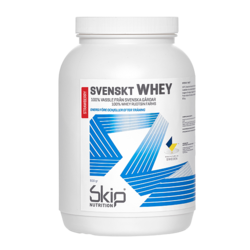 Medium svenskt whey 900 g skip 1
