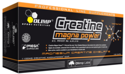 Medium creatine magnapower