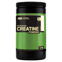 Medium optimum nutrition micronized creatine powder 14 lb 634g 1