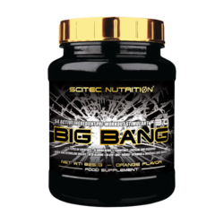 Medium scitec big bang 30 825 g 1