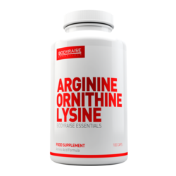 Medium bodyraise arginine ornithine lysine 100 caps 1