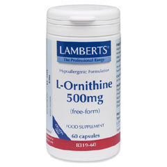 Medium l ornithine hydrocloride amino acids orinithin supplement 2