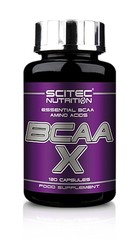 Medium scitec bcaa x