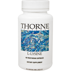 Medium l lysine 500 mg 60 kapslar thorne research inc. 1