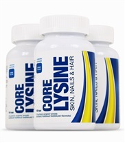 Medium core lysine 3 pack 5845 med