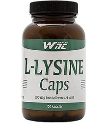 Medium pl l lysinecaps