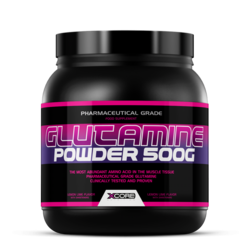 Medium xcore glutamine powder 500g 1