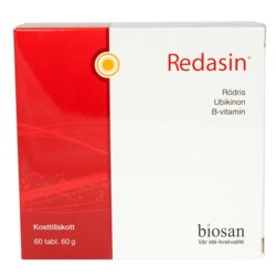 Medium redasin 60 tabletter biosan 1