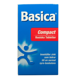 Medium basica compact 120 tabletter biosan 1