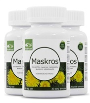 Medium maskros 3 pack 5789 med