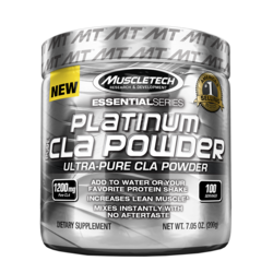 Medium muscletech platinum pure cla powder 705 oz 200g 1
