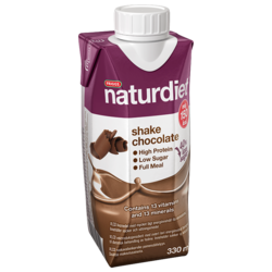 Medium shake chocolate 330 ml
