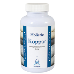 Medium koppar 100 veg kaps 2mg kaps holistic 1