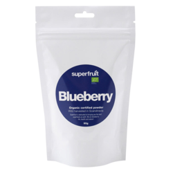 Medium superfruit blueberry pulver 90 g superfruit 1