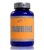 Medium taurine pronutrition med