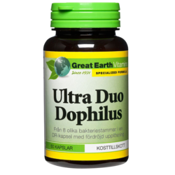 Medium ultra duo dophilus 50 kaps great earth 1