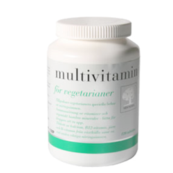 Medium multivitamin for vegi