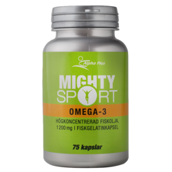Medium mighty sport omega 3 282 gram alpha plus 1