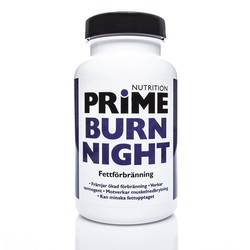 Medium prime nutrition burn night 90 kapslar