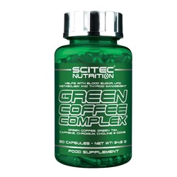 Medium scitec green coffee complex 90caps