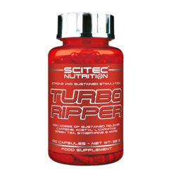 Medium scitec turbo ripper 100 caps 1