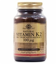 Medium vitamin k2 8409 med