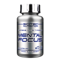 Medium scitec mental focus 90 caps 1