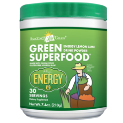 Medium amazing grass green superfood energy 210 gram amazing grass 1