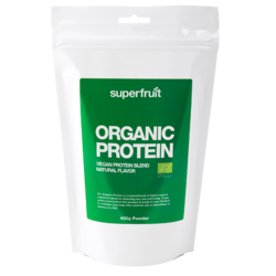 Medium organic protein eko 400 g superfruit 1