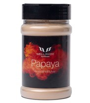 Medium papaya smoothiepulver eko 10347 med