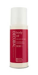 Medium decubal body oil 200 ml