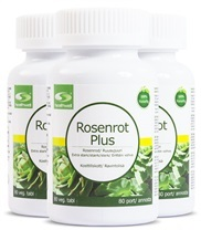 Medium rosenrot plus 3 pack 5209 med