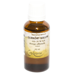 Medium gurkortolja kallpressad 30 ml crearome 1