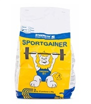 Medium sport gainer  2558 med