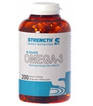 Medium strength omega 3 med