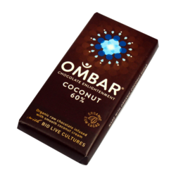 Medium raw ombar probiotic eko veg 38 gram ombar 1