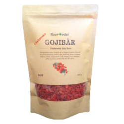 Medium goji golden stora tibetanska vild 500 g