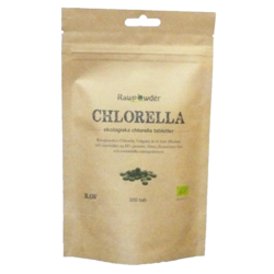 Medium chlorella tabletter eko 300 st