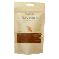 Medium havtorn pulver eko 125 g