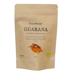 Medium guarana pulver eko 90 g