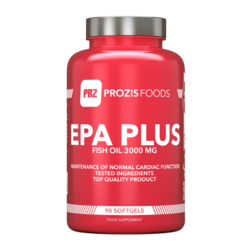 Medium prozis foods omega 3 epa plus 90 softgels 1