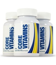 Medium core vitamins 3 pack 5143 med