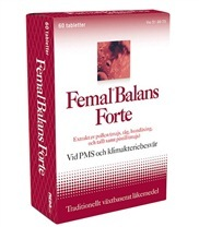 Medium female balans forte med