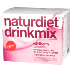 Medium drinkmix wildberry  15 port  495 g
